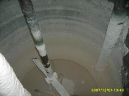 Su Jeti ile Reaktör Temizliği